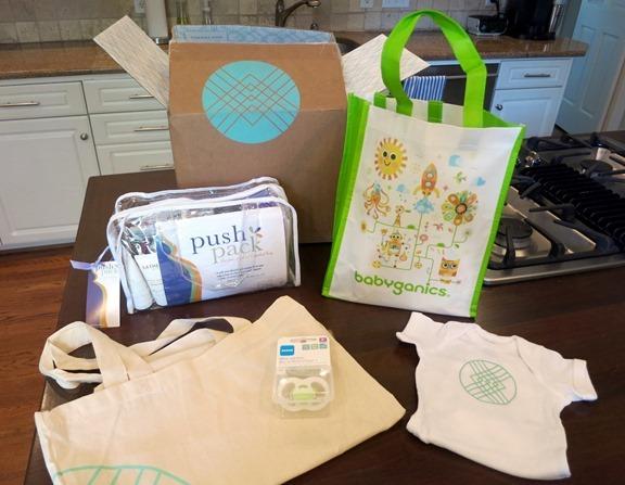 Stitch Fix Baby Gift