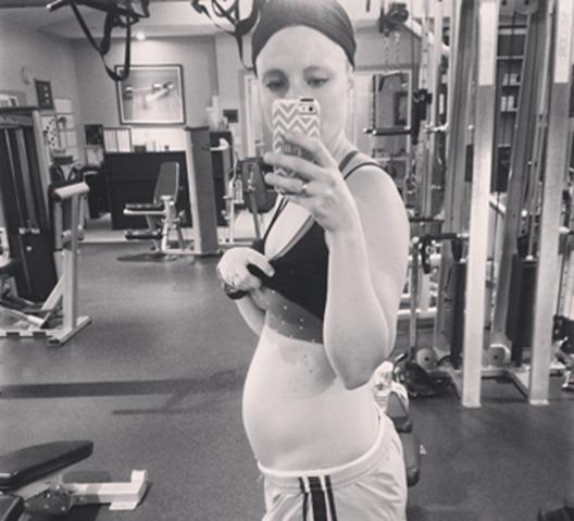 baby bump 23 weeks