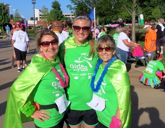 Girls On The Run Coaches