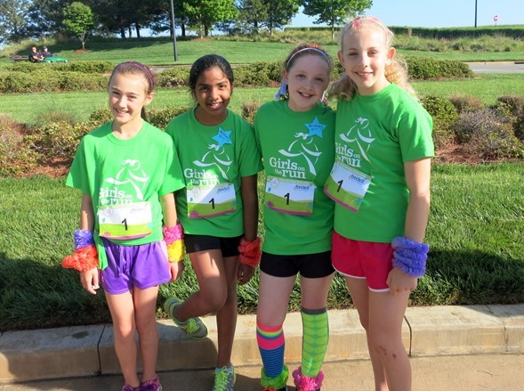 girls on the run outfits