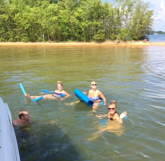 Lake Norman Swimming