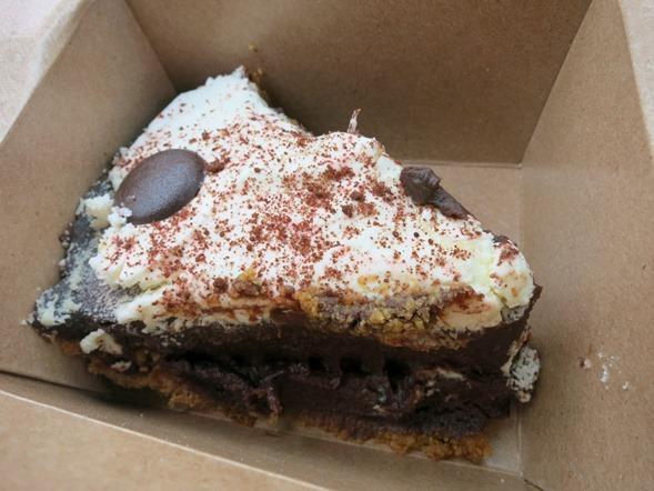 Millstone Bake House Icebox Pie