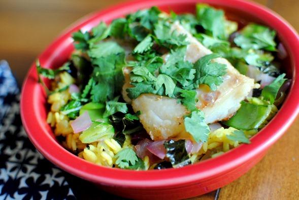 Pan Seared Cod Recipe
