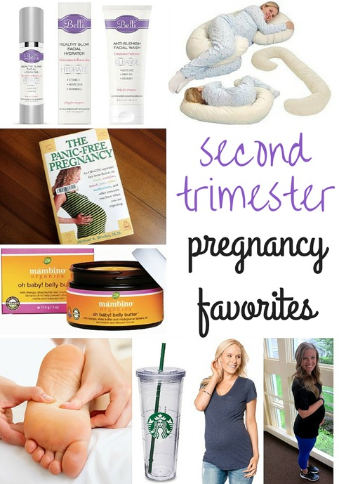 Second Trimester Pregnancy Must Haves