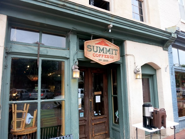 Summit Coffee Davidson