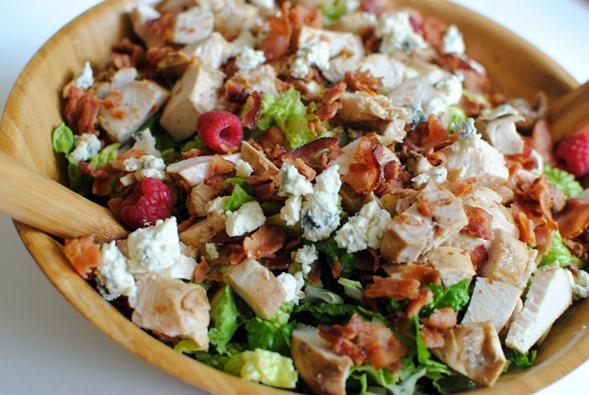 summer chopped salad