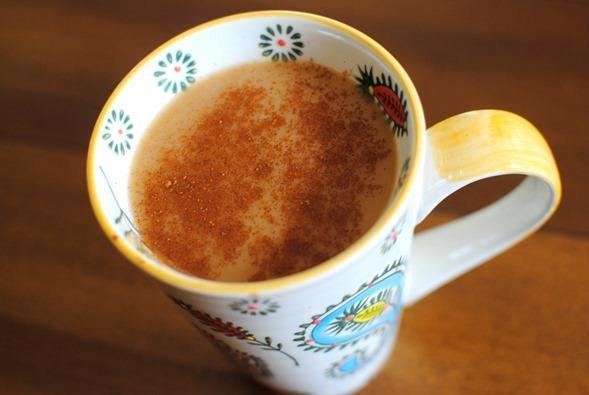 Homemade Dirty Chai
