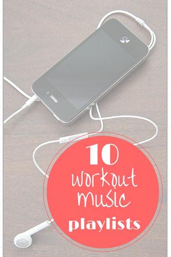10 Awesome Workout Playlists