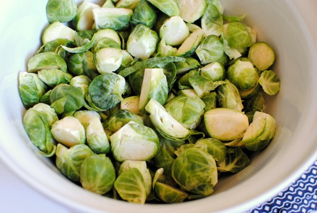 Chopped Brussels Sprouts