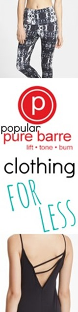 Pure Barre Clothing For Less