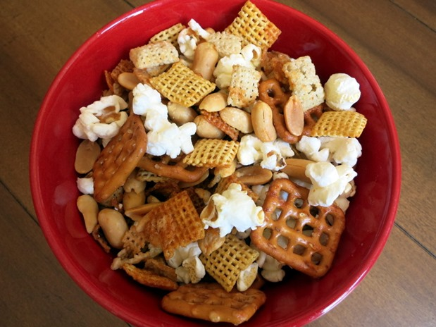 honey sriracha chex mix recipe