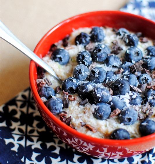 Gluten Free Paleo Oatless Oatmeal Recipe