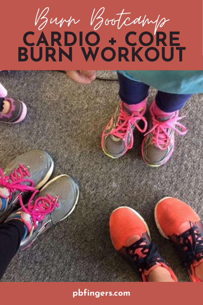 Cardio + Core Burn Bootcamp Workout