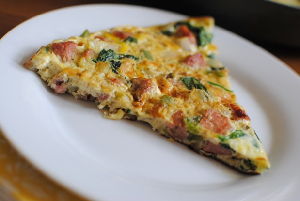 Whole30 Paleo Frittata