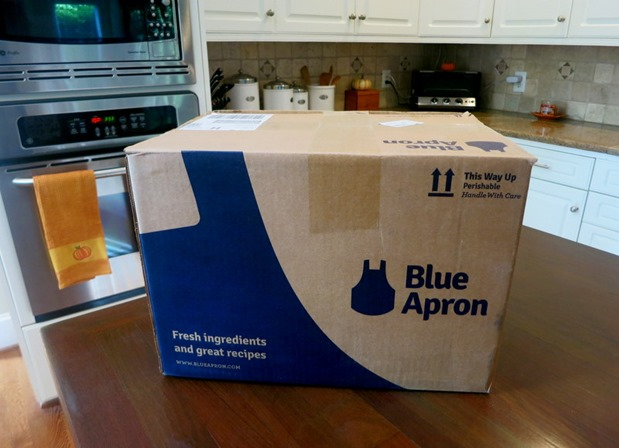 Blue Apron Family Plan