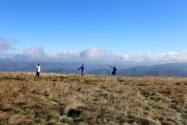 Carver's Gap Hike