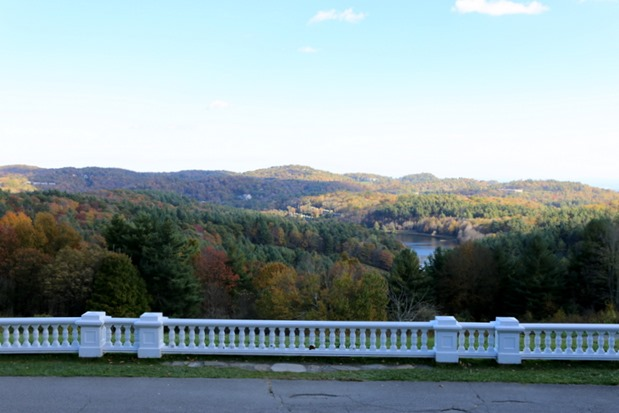 Moses Cone Manor Views