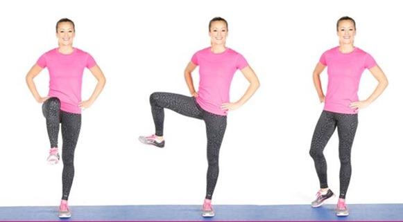 Standing Hip Openers