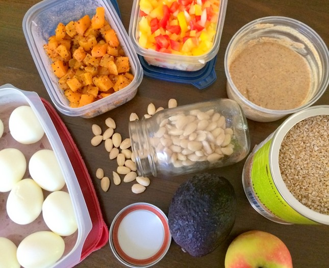 Easy Food Prep and Meal Planning Tips for One Week of Healthy Meals