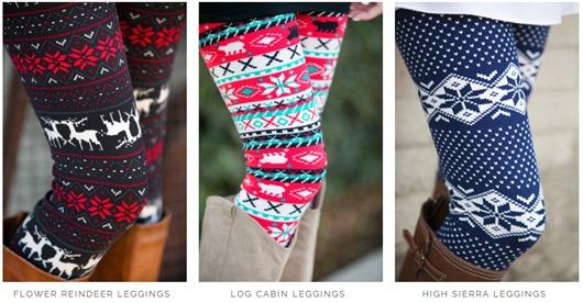 Holiday Leggings