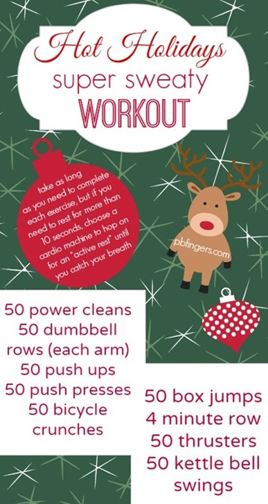 Hot Holiday Workout