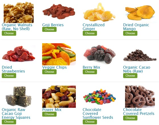 Nuts.com Snacks