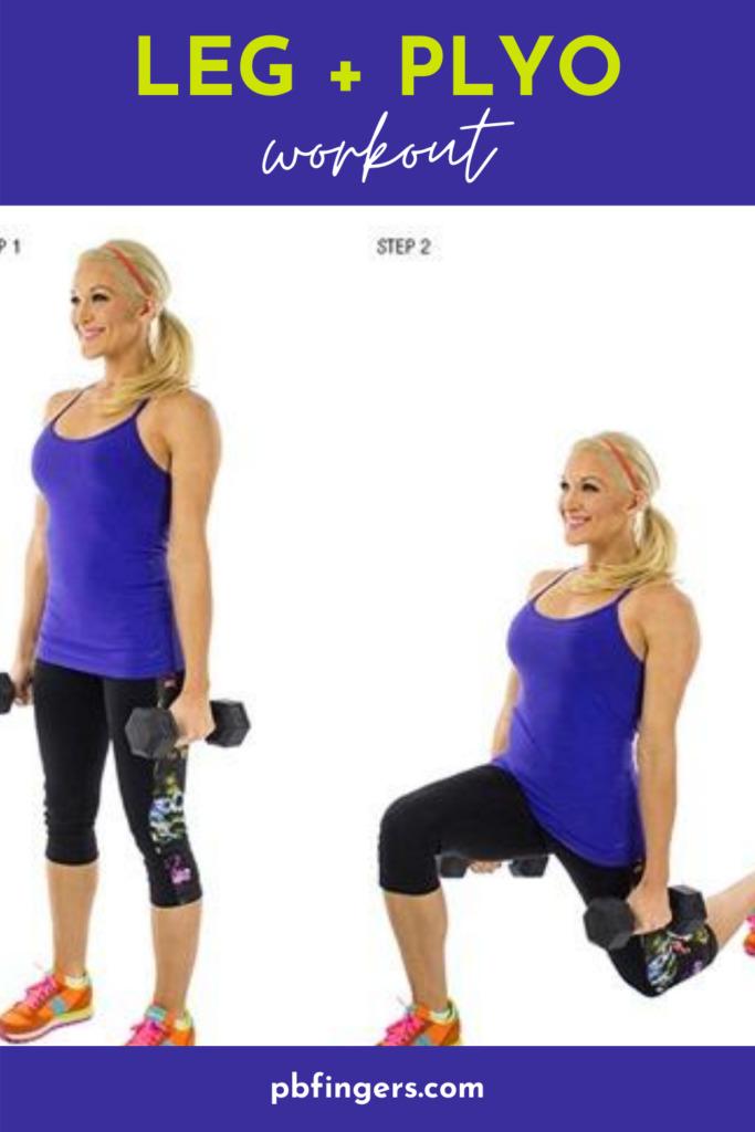 Leg + Plyo Workout