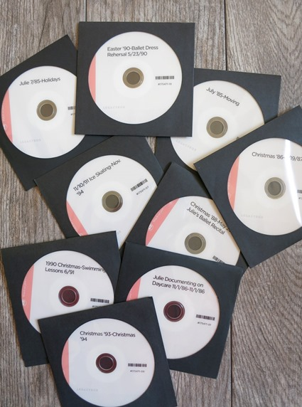 Legacybox DVDs