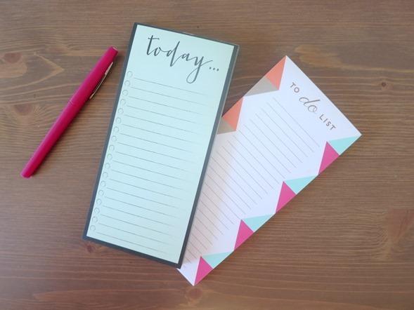 Target $1 Notepads