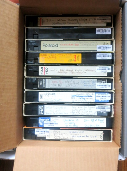 VHS Tapes for Legacybox