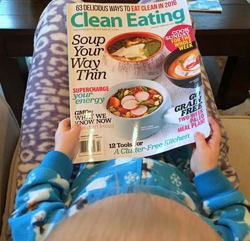 Clean Eating Magazine Meal Planning