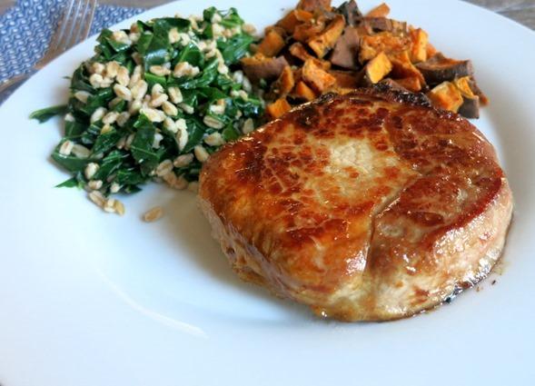 Easy Marinated Pork Recipe