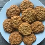 Oatmeal Cookies Homemade