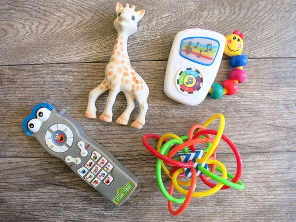 Best Baby Toys for Road Trips