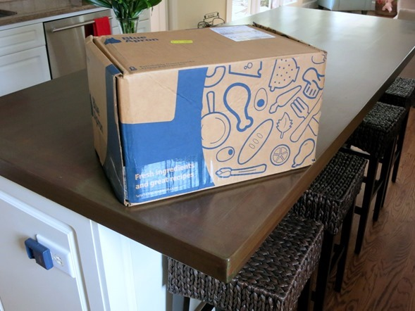 Blue Apron Box