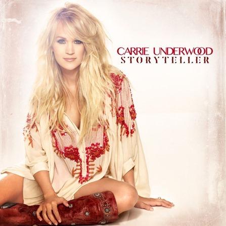 Carrie Underwood Storyteller Album