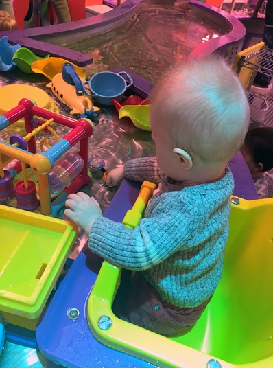 Discovery Place Kids Water Table