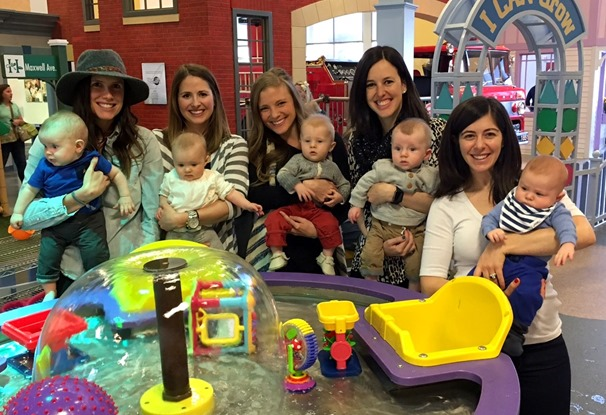Moms and Babies Discovery Place Kids