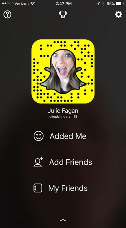 PBFingers Snapchat