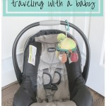 Road Trip Tips for Traveling with a Baby