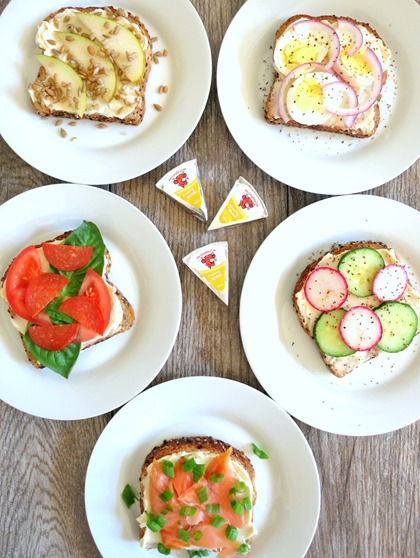 Cheese Toast Snack Ideas