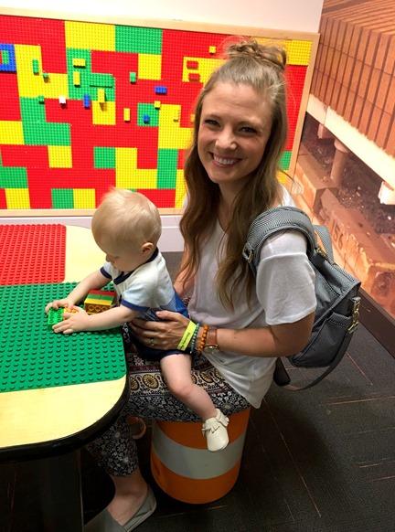 Julie Chase Legos