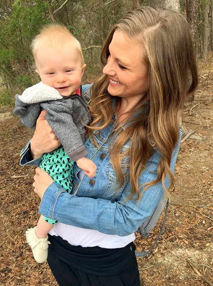 Julie and Chase 8 Months