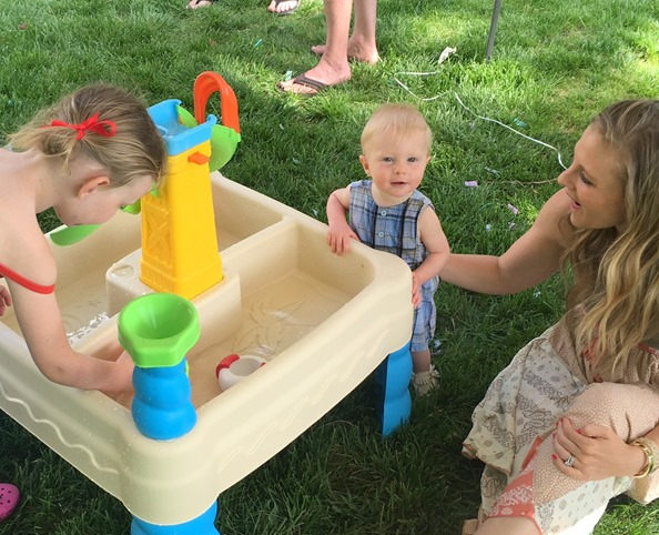 Baby Water Table
