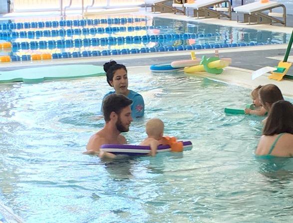 Little Otter Swim Lessons