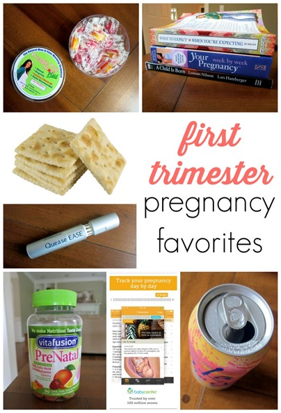 First Trimester Pregnancy Must Haves