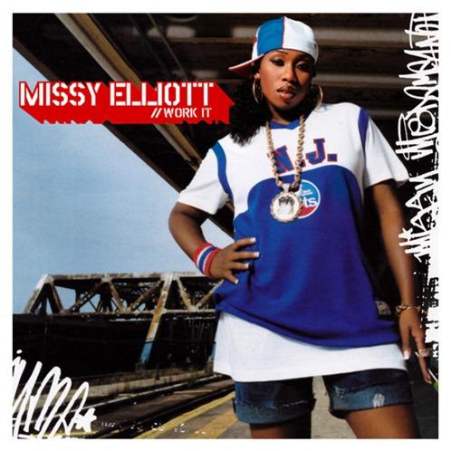 Missy Elliott Work It