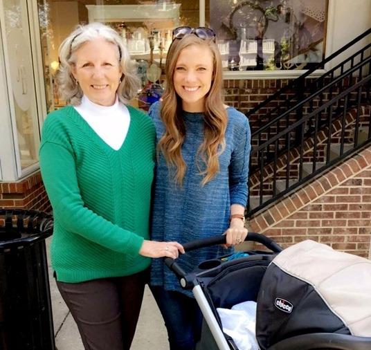 朱莉和妈妈