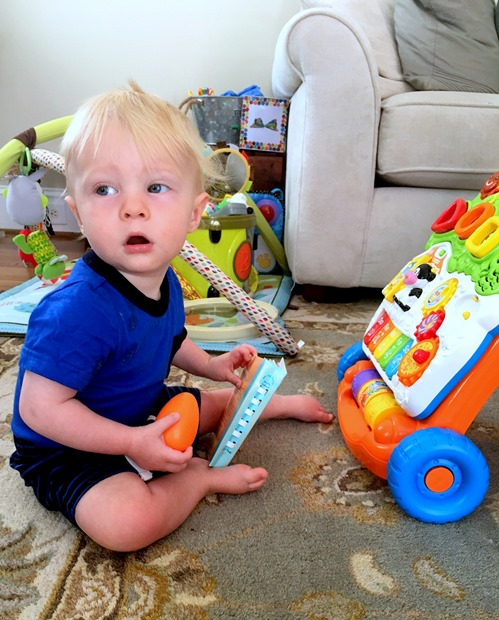 11 Month Old Baby Walker Toy