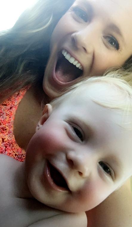 Julie Chase 10 Months Old